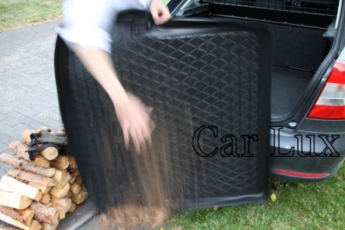 Alfombra cubeta protector maletero VW T6 Caravelle corta desde 2015