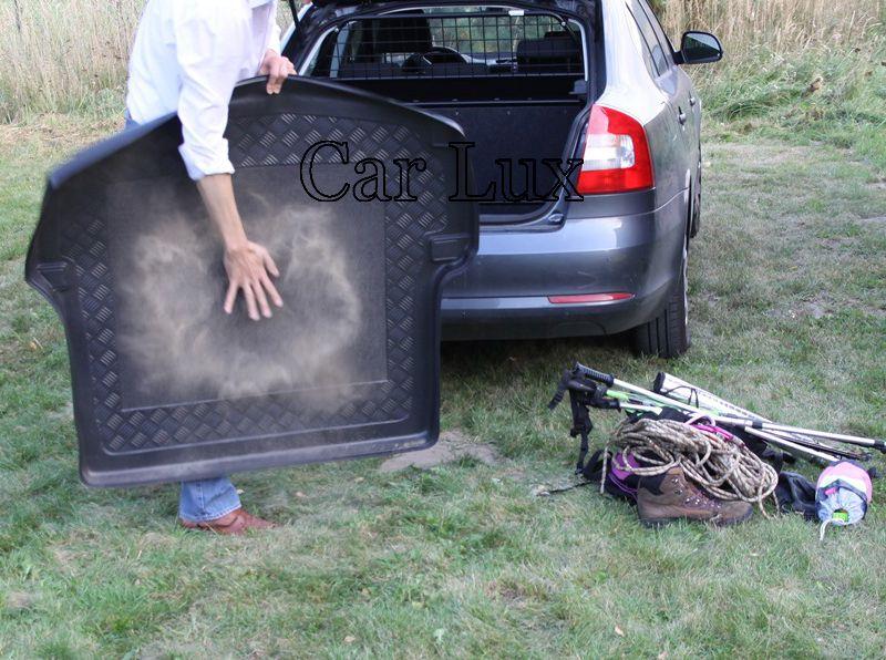 Alfombra protector cubre maletero VW TIGUAN II desde 2016 con antideslizante